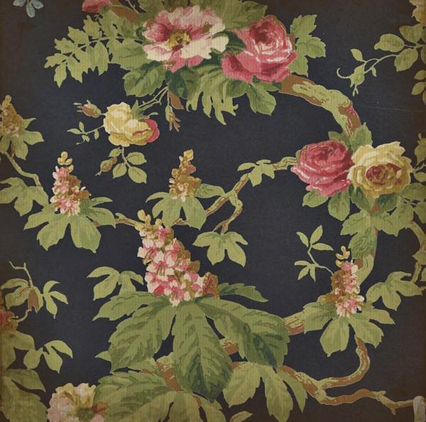 Carrelage imprim jardin anglais n 7 le monde de rose for Carrelage anglais