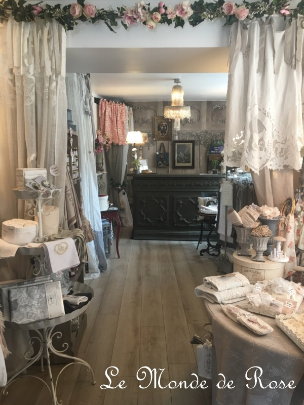 boutique de decoration de charme et shabby le monde de rose. Black Bedroom Furniture Sets. Home Design Ideas