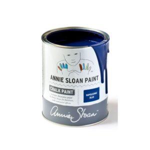 Napoleonic Blue Chalkpaint