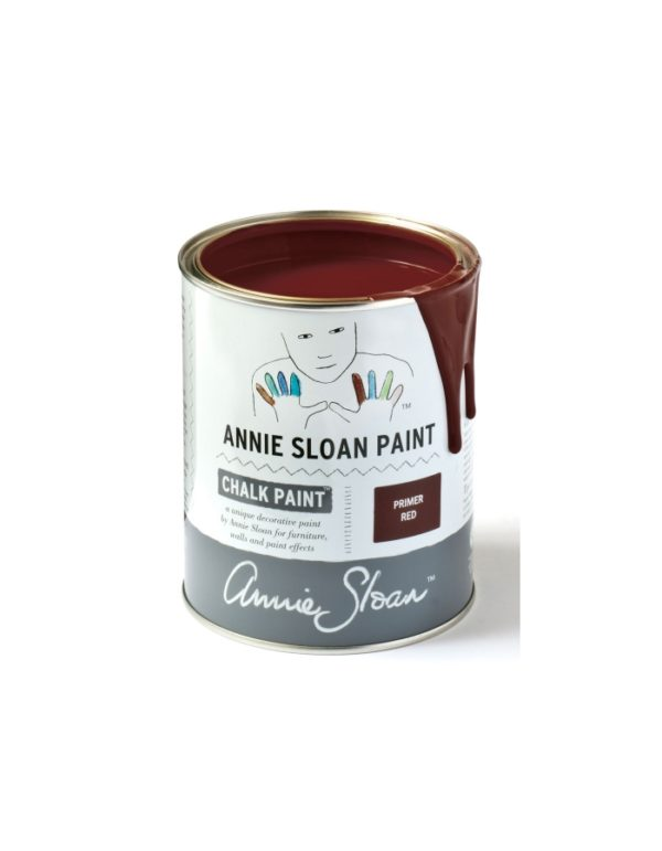 Primer Red Chalkpaint