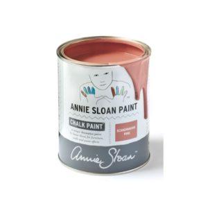 Scandinavian Pink Chalkpaint