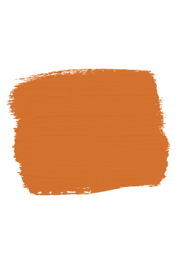 Barcelona Orange Chalkpaint