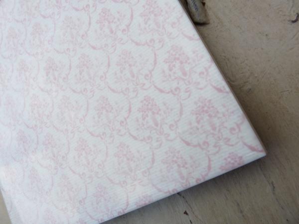 carrelage imprim fond shabby n 1 le monde de rose. Black Bedroom Furniture Sets. Home Design Ideas