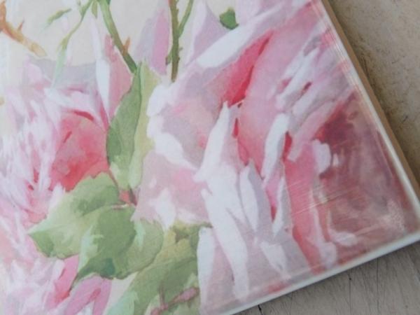 carrelage imprim shabby n 3 le monde de rose. Black Bedroom Furniture Sets. Home Design Ideas