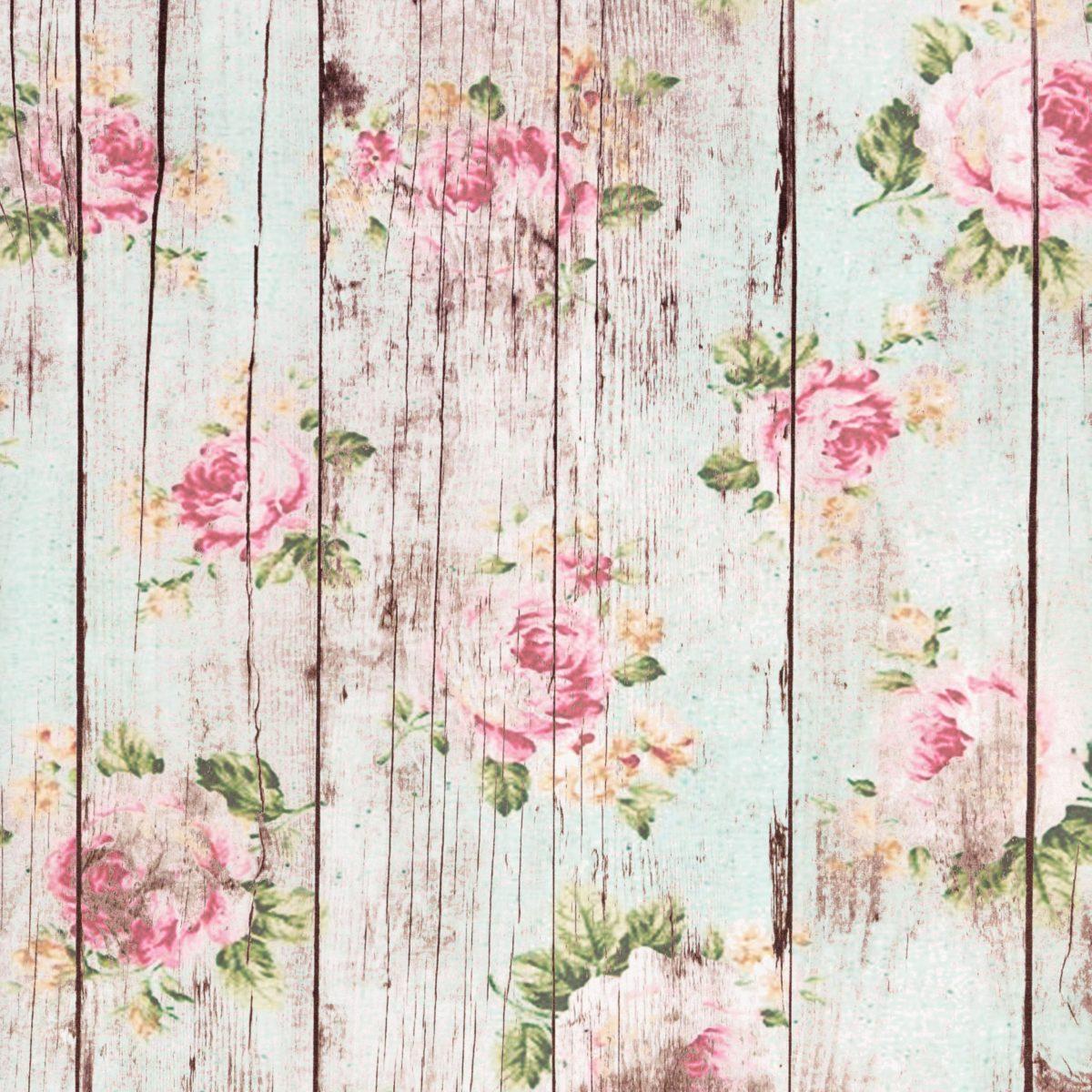 Carrelage Salle De Bain Fleuri ~ carrelage imprim mod le bois fleuri n 4 le monde de rose