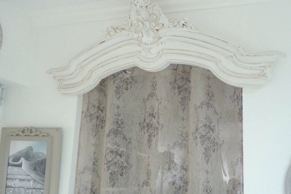 rideau voilage mod le grand si cle le monde de rose. Black Bedroom Furniture Sets. Home Design Ideas