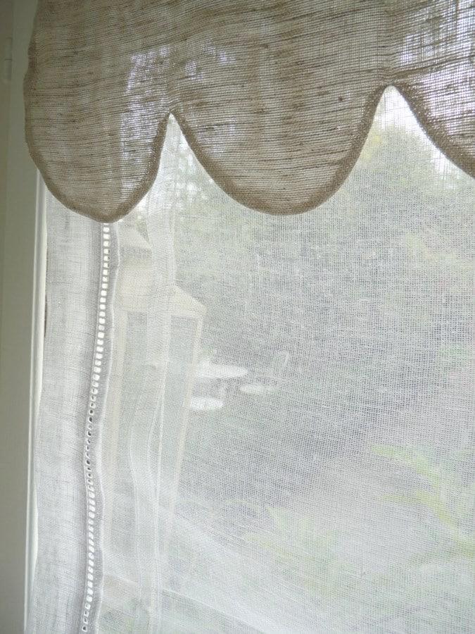 store bateau sur mesure lin mod le ambre le monde de rose. Black Bedroom Furniture Sets. Home Design Ideas