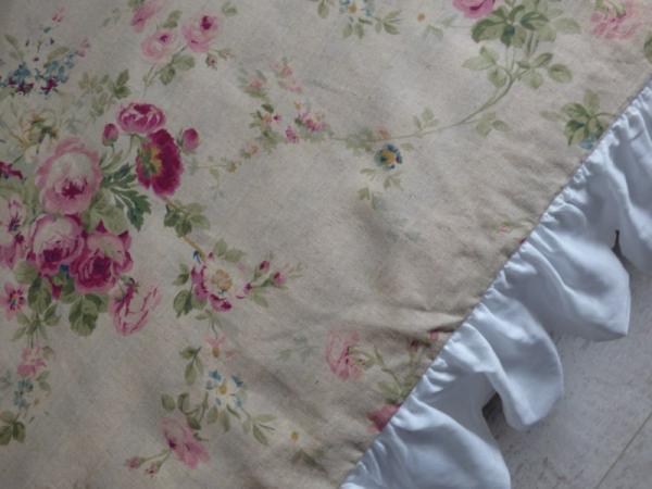 roses anciennes housse d 39 dredon le monde de rose. Black Bedroom Furniture Sets. Home Design Ideas