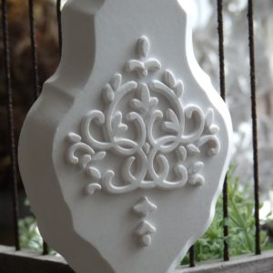 Pampille blanche senteur