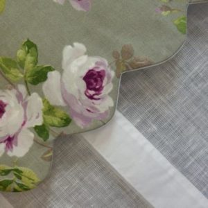 Store Campagne Aubusson Gris
