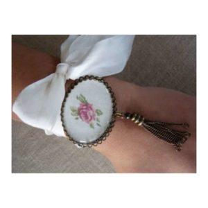 Bracelet jardin Anglais
