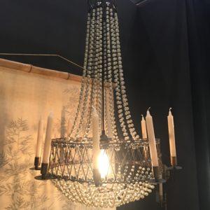 Lustre Modèle Mille perles