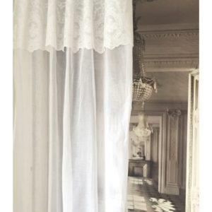 Rideau blanc Modèle CHEVERNY