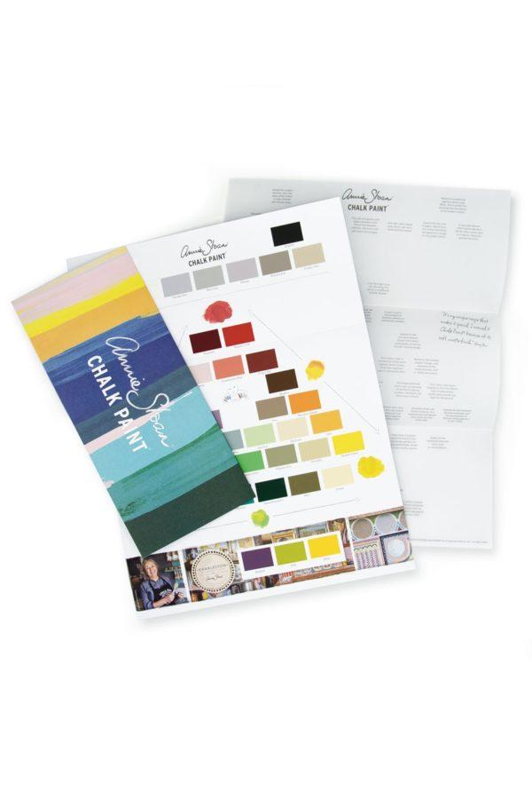 Nuancier Peintures Annie SLOAN Chalk Paint™