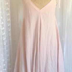 Robe - Combinaison en lin ROSE