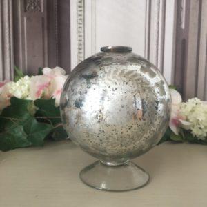 Bougeoir boule Mercurisé