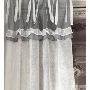 Rideau lin Modèle NICE 135 x 260 cm
