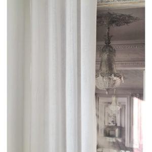 Rideau voilage Modèle AZAY 130 x 280 cm