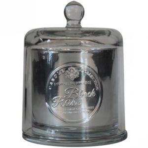 Bougie parfumée Modèle EXQUISE - Black Rose