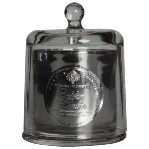 Bougie parfumée Modèle EXQUISE - Golden Amber