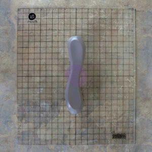 Bloc plexiglas pour tampons décoratifs GRAND MODÈLE