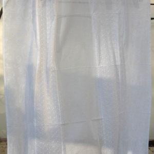 Rideau BRODERIE ANGLAISE 150x260 cm
