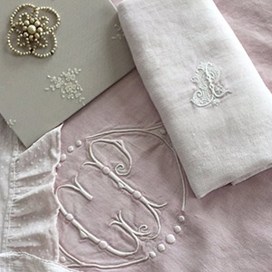 Annie Sloan teintue tissu