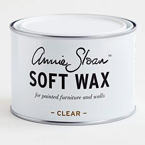 peinture Clear Wax Annie Sloan