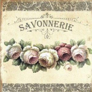 Carrelage imprimé Collection Savon n°1