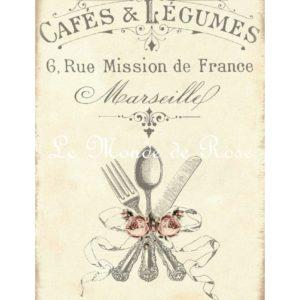 Carrelage imprimé Collection Cuisine Ancienne n°2