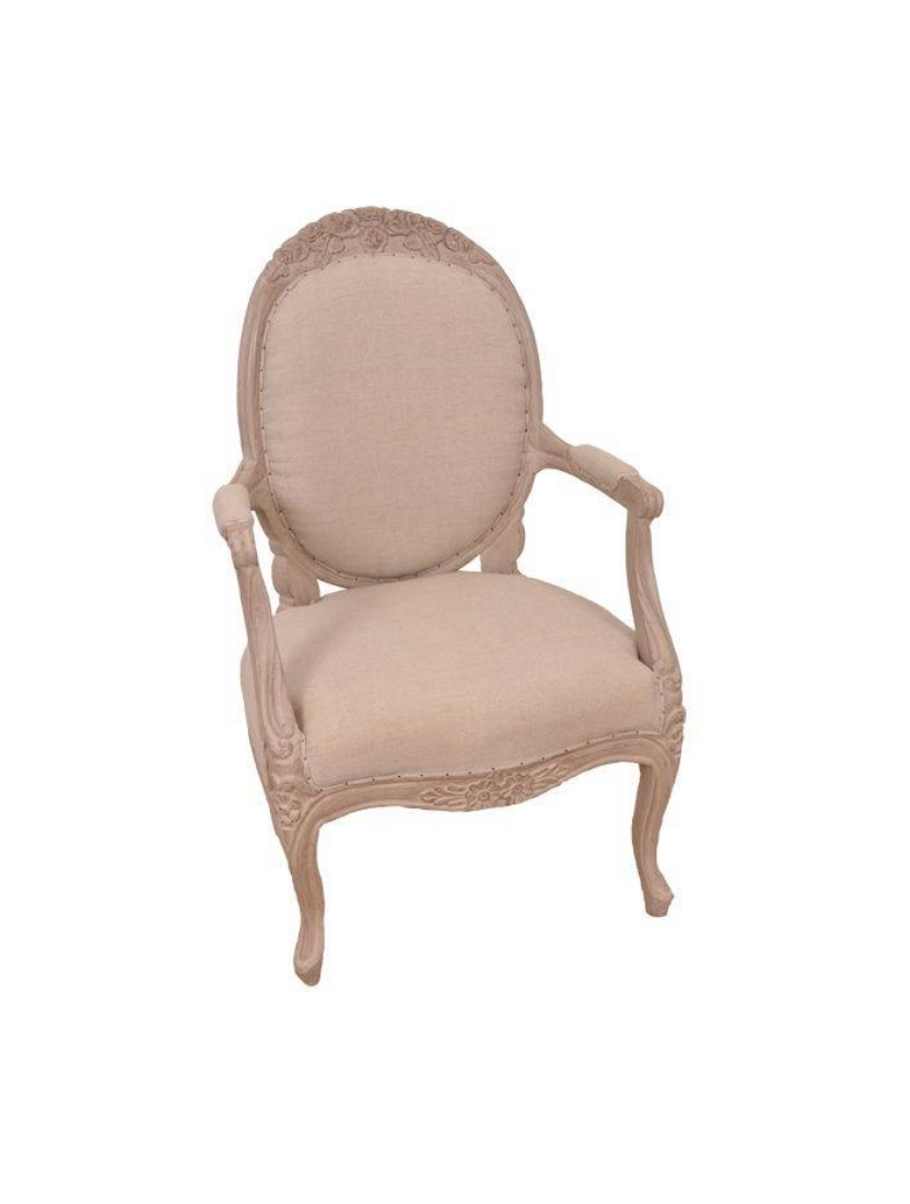 fauteuil coquecigrues napol on lin le monde de rose. Black Bedroom Furniture Sets. Home Design Ideas