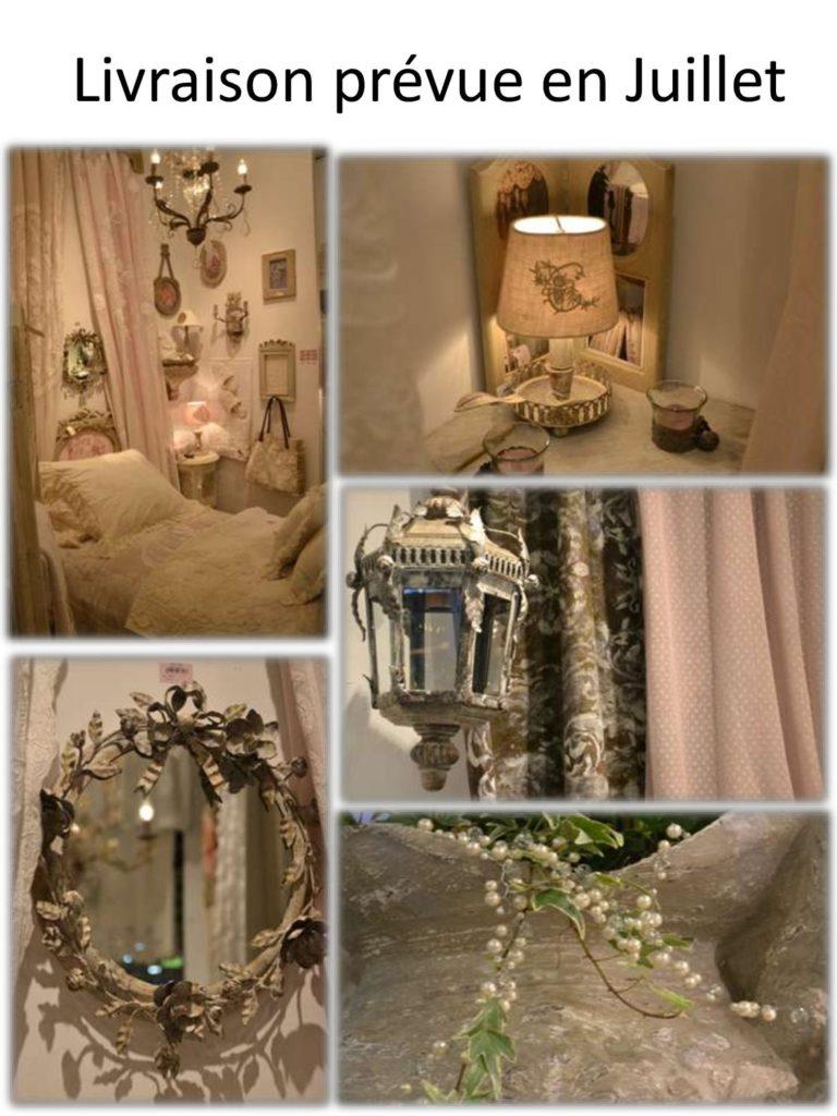 boutique de decoration de charme et shabby le monde de rose
