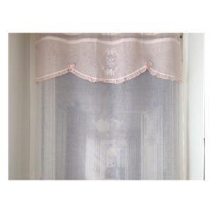 Rideau romantique Modèle Marie-Antoinette