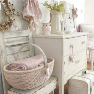 rideaux shabby