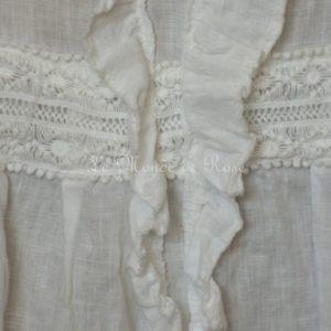 Tunique LIN blanche