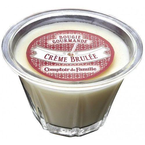 Bougie COMPTOIR DE FAMILLE Crème brûlée