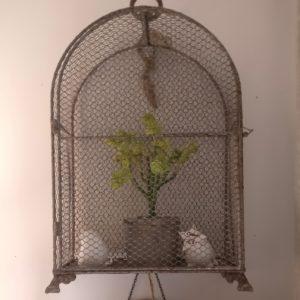Cage à oiseaux CASTILLE