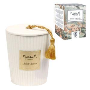 MATHILDE M Bougie parfumée Les Intemporels ANGELIQUE
