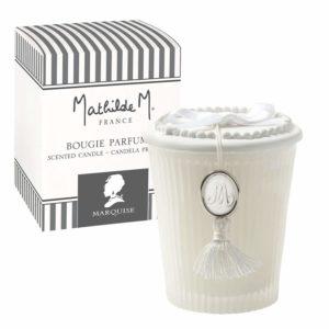 MATHILDE M Bougie parfumée Les Intemporels MARQUISE