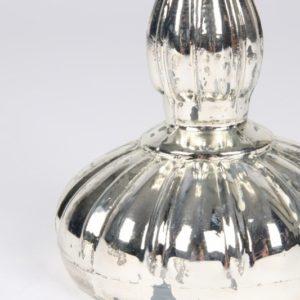 Chandelier en verre soufflé