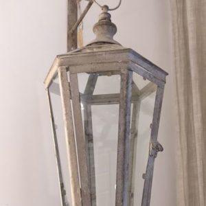 Lanterne et potence METAL