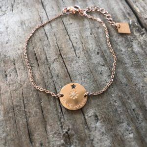 Bracelet LA VIE EST BELLE