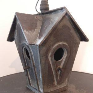 Cabane à oiseaux MODELE 2