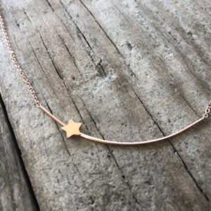 Collier ÉTOILE rose gold
