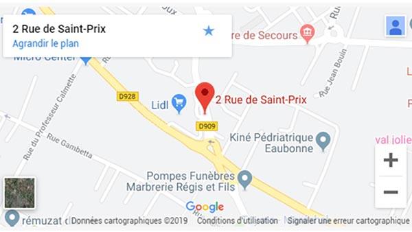 itinéraire Le Monde de Rose