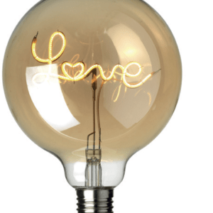 Ampoule LED Vintage LOVE