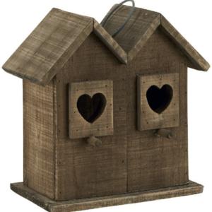 Cabane à oiseaux MODELE 3