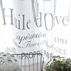 Rideau Huile d'olive JDL