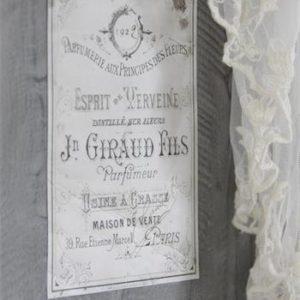 Décoration papier JDL Modèle ESPRIT DE VERVEINE