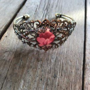 Bracelet aux ROSES Modèle 2